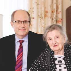 Pierre Dansereau et Laurette Légaré